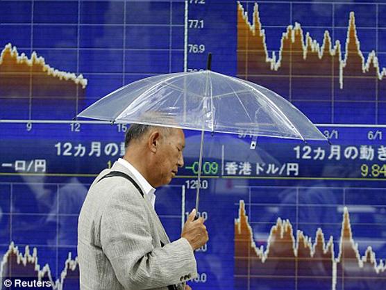 Мрачные перспективы:  во всем мире рынки упали  после отчета о занятости в США