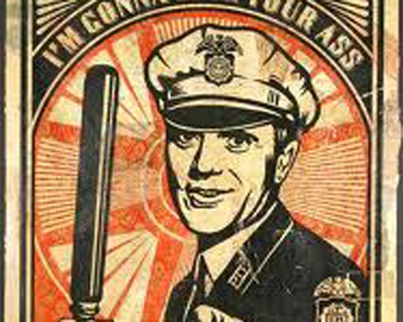 Произвол полиции за счет налогоплательщиков