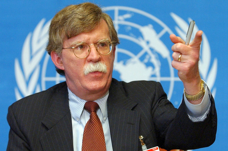 Джон Болтон – ведущий аналитик FOX News, бывший посол США в ООН