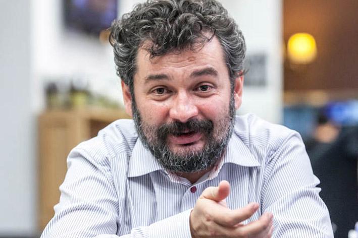 Александр Шпунт — политтехнолог от А до Я
