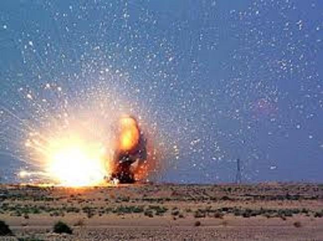 Iranian blast