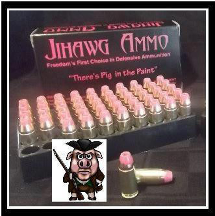 «Свиные пули» против исламских террористов