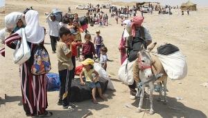 Беженцы-езиды на Ближнем Востоке