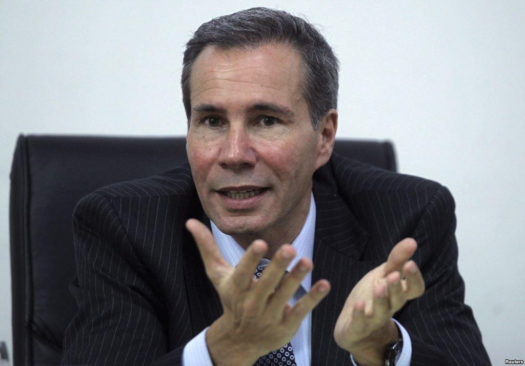 Прокурор Альберто Нисман