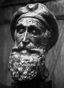 Аристид Майоль. Автопортрет