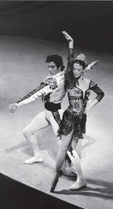 Сцена из балета «Кармен-сюита»