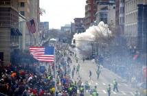 Теракт на Бостонском марафоне  15 апреля 2013 года