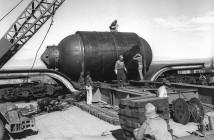 Первая ядерная бомба «Тринити»