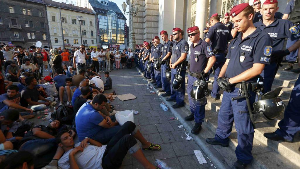 Европейцы трусят защищать своих женщин