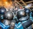 """Подозреваемые в убийстве демонстрантов на Майдане бойцы """"Беркута"""" были объявлены в розыск"""