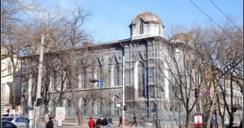 Одесский облсовет вернул еврейской общине Бродскую синагогу6