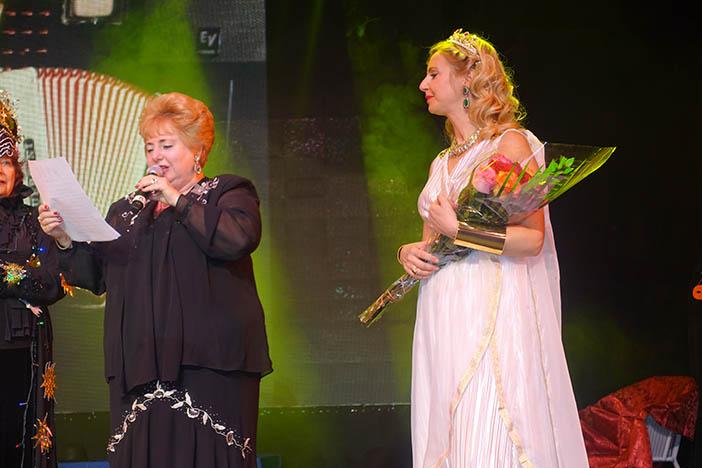 Рита Каган и Елена Левит
