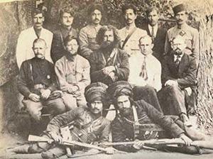 Совет народных комиссаров Персидской Республики