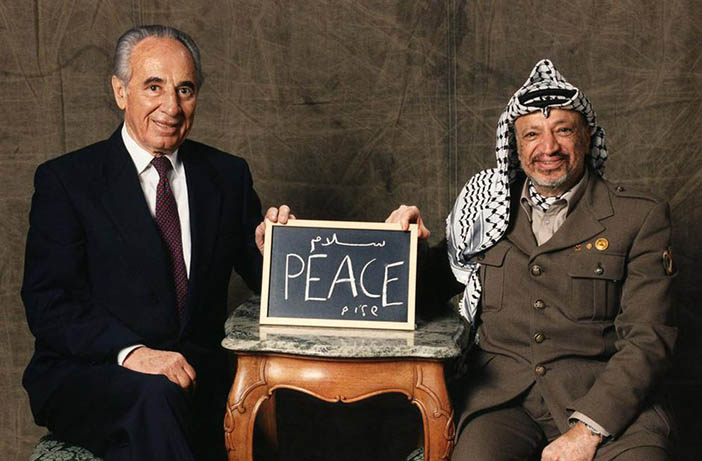 Image result for израильские левые арафат