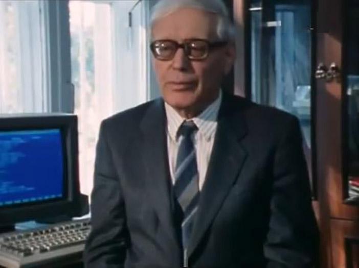 Ботвинник занимался разработкой шахматной программы для компьютера «Пионер»