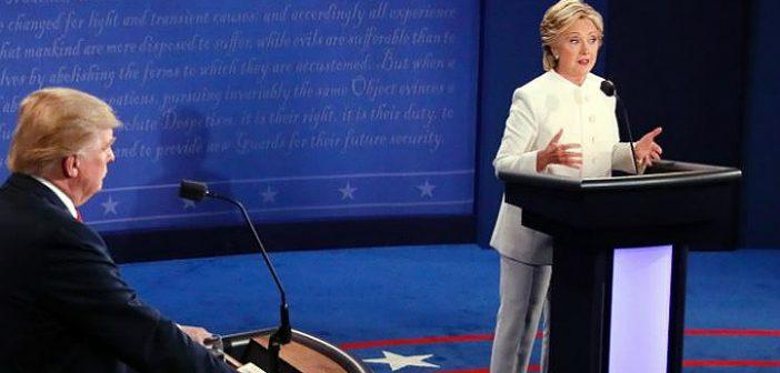 Третьи дебаты в Лас-Вегасе
