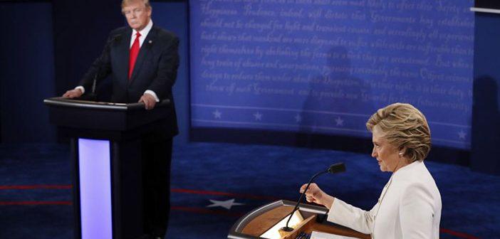 Третий раунд дебатов, заключительный