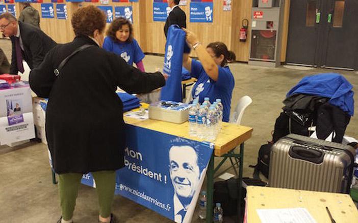 После проигрыша на праймериз Николя Саркози объявил,  что уходит из политики