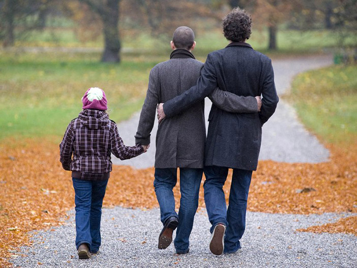 Schwule Vдter und ihre Дngste