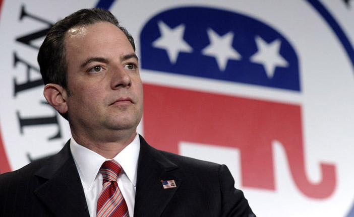 Райнс Прибус, председатель Национального комитета Республиканской партии