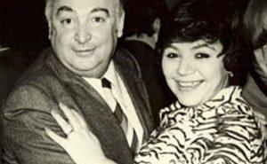 С мужем Эдуардом Барклаем