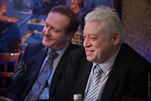 Игорь Бранован и Григорий Дэвидзон