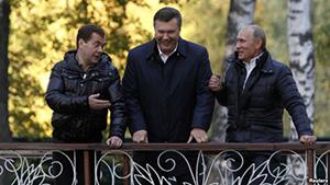 Пришла идея «запустить Скумбриевича» (Януковича)