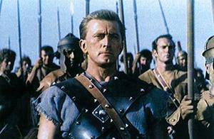 В роли Спартака
