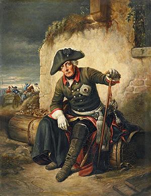 Рихард Швагер. Фридрих Великий