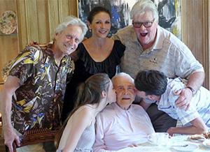 Большая семья Дугласов
