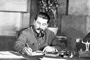Сталин нередко сам правил статьи для газет