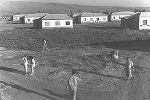 Так начинался Кфар-Блюм, 1945 год