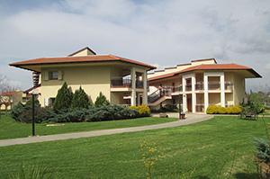 Корпуса отеля 4* Pastoral Kfar Blum