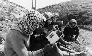 Arab Commandos Read Mao Little Red Book