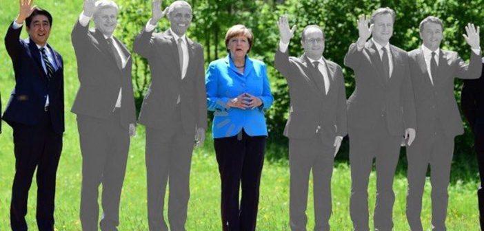 Из «Большой семерки» 2015 года лишь двое остаются в действующих лицах
