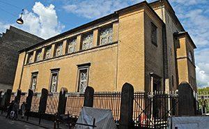 Большая синагога в Копенгагене