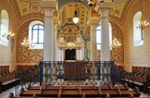 Синагога в городе Мад