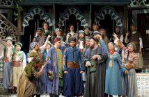 Современная постановка «Севильского цирюльника» Дж. Россини в парижской «Гранд опера»
