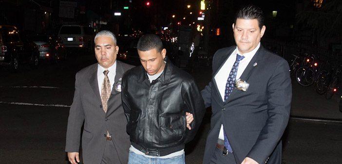 Айзек Дюран после ареста