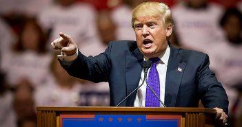 Mandatory Credit: Photo by MediaPunch/REX/Shutterstock (5591861ao) Donald J. Trump Donald Trump Presidential campaign rally, Las Vegas, America - 22 Feb 2016