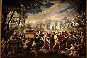 Перенесение Ковчега Завета царём Давидом в Иерусалим
