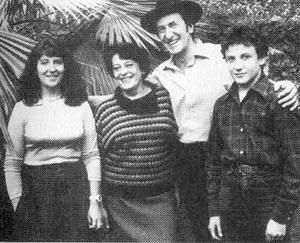 Первый день в Израиле. 1988 год
