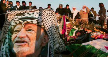 arafat-burial