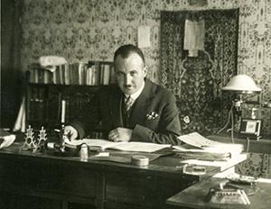 Димитр Пешев, вице-спикер Народного собрания Болгарии
