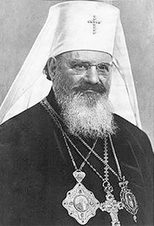 Митрополит Софийский Стефан