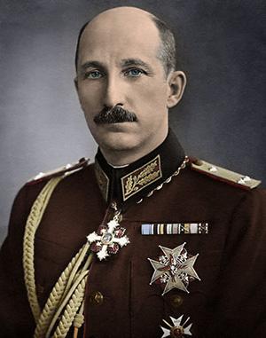 Болгарский царь БорисIII