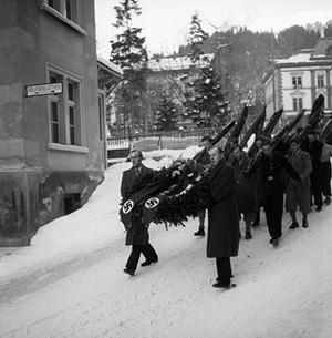 Похороны Вильгельма Густлоффа