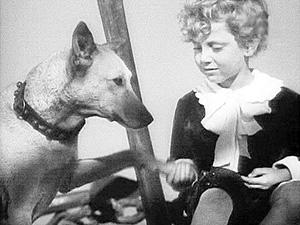 В фильме «Пятнадцатилетний кипитан», 1945 г.