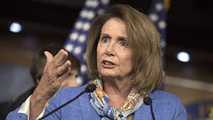 Нэнси Пелоси, лидер демократов в Палате представителей: доказательств полно