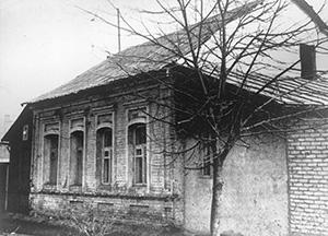 Дом, где родился Марк Шагал